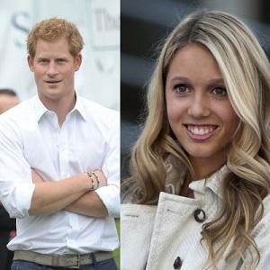 Новая девушка принца Гарри