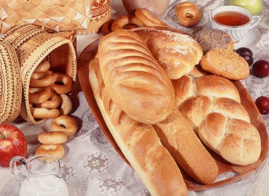 Хлебобулочные изделия помогут похудеть