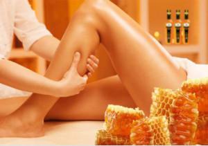 Домашний медовый массаж