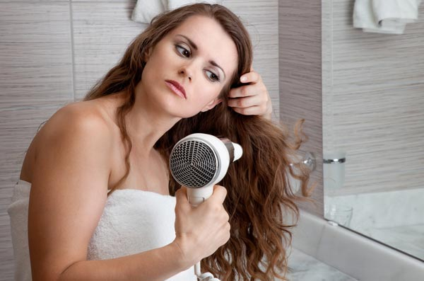Можно ли уберечь волосы от повреждений?