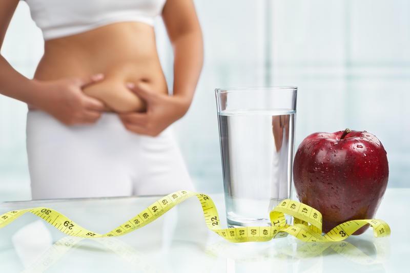 Уход за телом при снижении массы тела