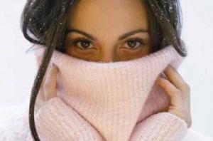 Защищаем кожу лица от морозов