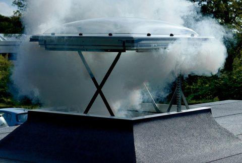 Система дымоудаления: функции пожарных люков