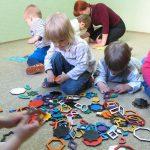 Особенности воспитания ребенка 3-4 лет