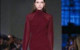 Неделя моды в Нью-Йорке: Victoria Beckham Осень-Зима 17/18