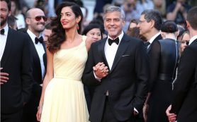 Джордж Клуни рассказал, как добивался супруги Амаль