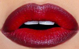 Как сделать губы-омбре: мастер-класс от визажиста Евгении Борисовой