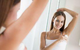 Разница между антиперспирантом и дезодорантом