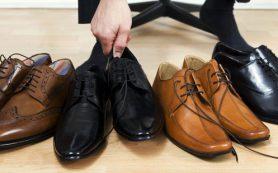 Три вида обуви, необходимые мужчине