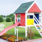 Игровая площадка - желание любого ребенка