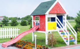 Игровая площадка — желание любого ребенка