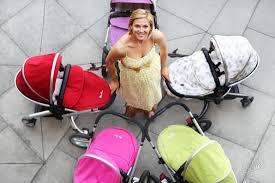 Как выбрать коляску для крупного малыша?
