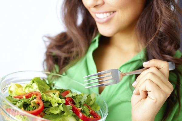 Из каких продуктов готовить салаты для похудения