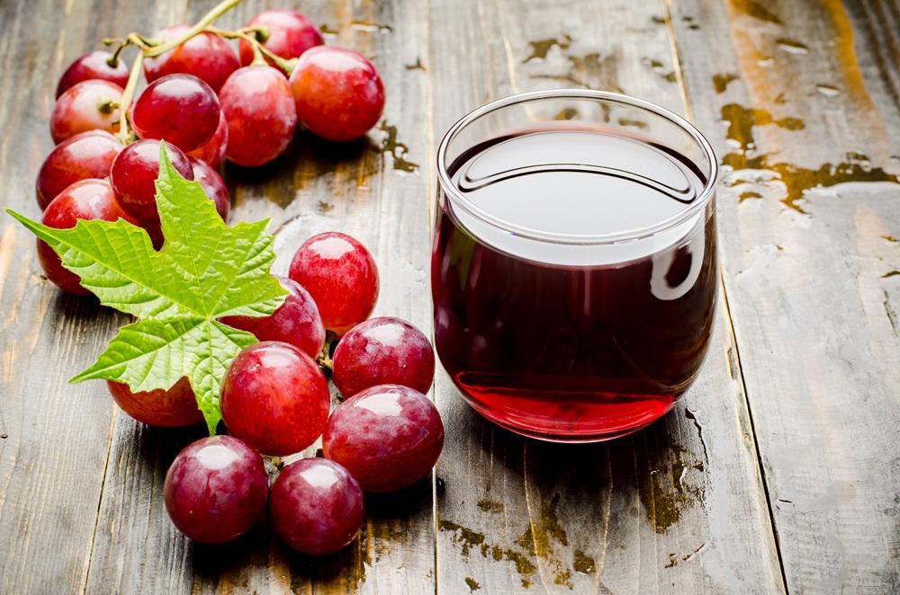 Как укрепить иммунитет с помощью винограда