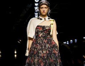 Неделя моды в Лондоне: коллекция Erdem весна-лето 2018