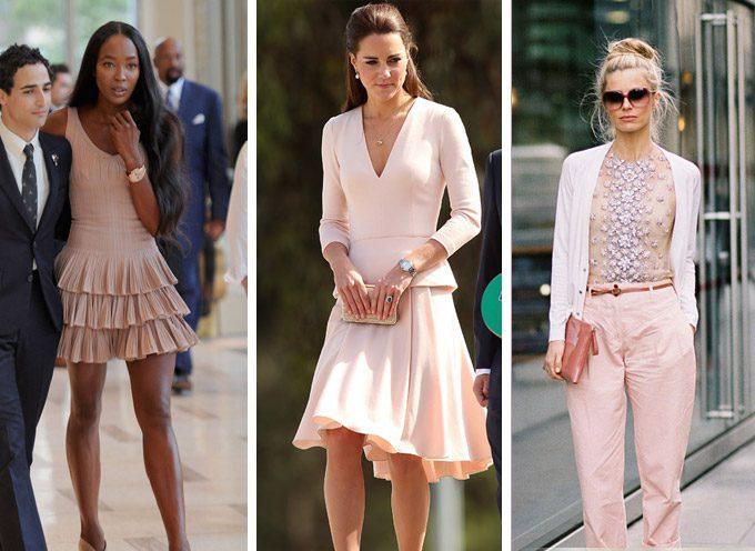 Из моветона — в тренды: как носить розовый?