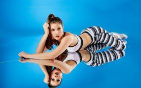 Аманда Черни стала лицом Guess Activewear