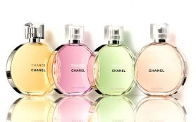 Chanel представили продолжение парфюмерной истории Chance