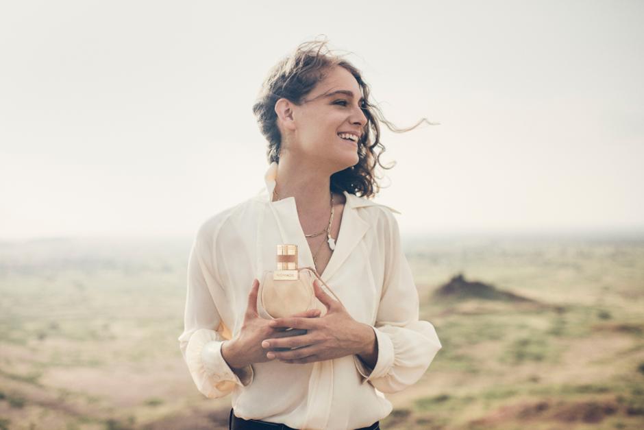 Муза дальних странствий: Chloé представили новый аромат Nomade