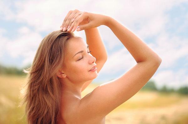 10 правил ухода за волосами летом