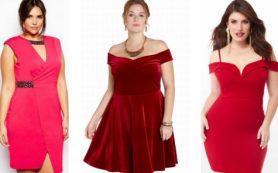 Почему полненьким девушкам следует одевать платье