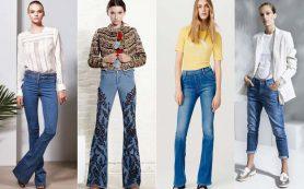 Модные джинсы весны