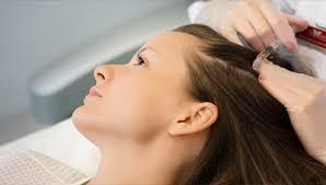 Мезотерапия, как способ сохранения волос