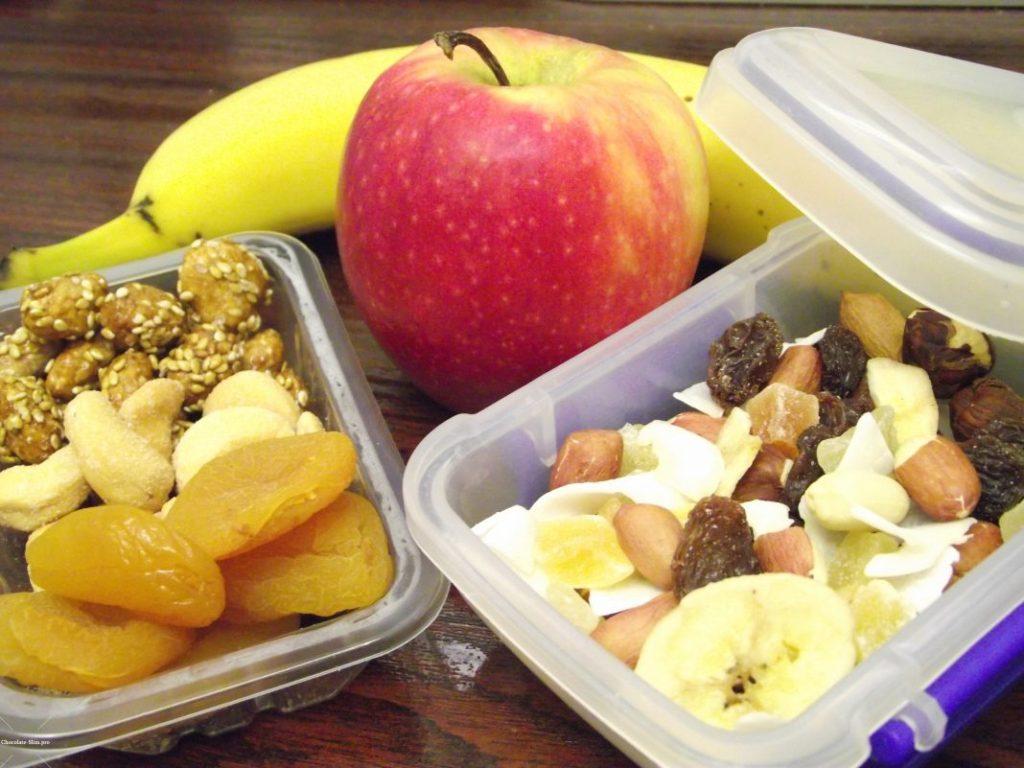 Каким должен быть здоровый перекус между основными приемами пищи