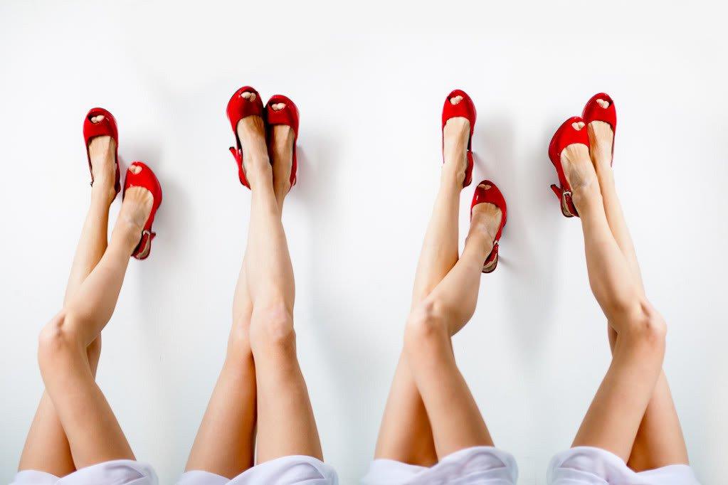Красивые ноги или красивая душа?