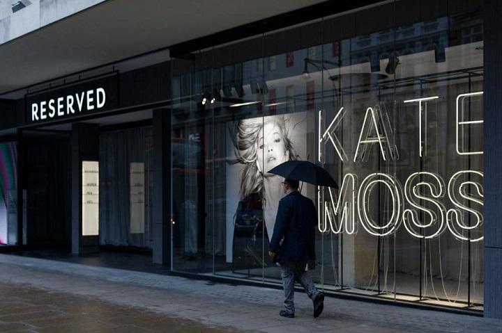 Reserved открыл свой первый магазин в Лондоне