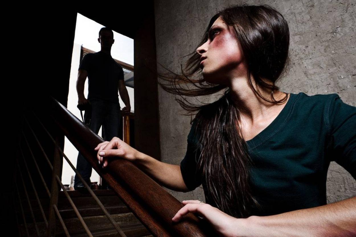 Насилие в семье: бьёт — значит любит?