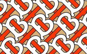 Burberry обновили логотип впервые за 20 лет