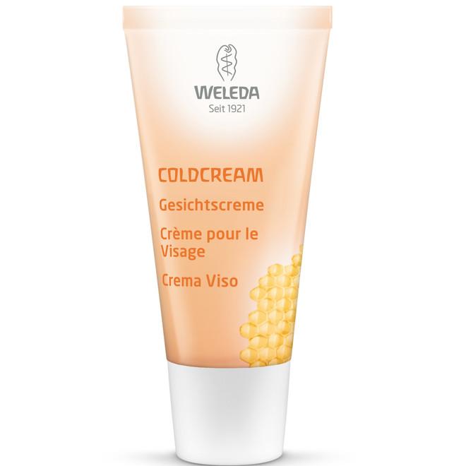 Защита кожи: крем и бальзам Coldcream от Weleda