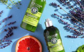 Новинка от L'Occitane: серия для восстановления волос «Питание»