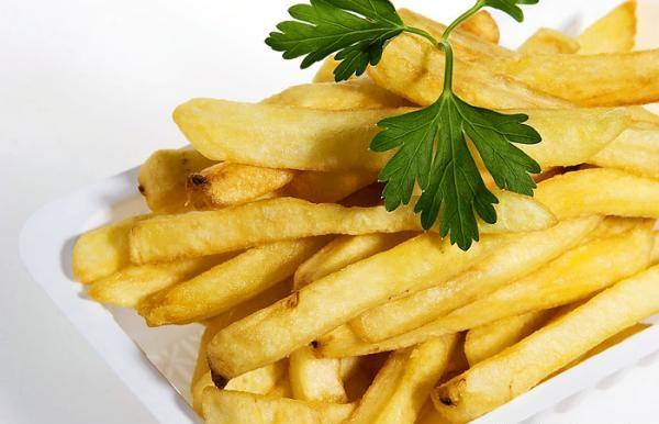 Диета любителей картофеля фри