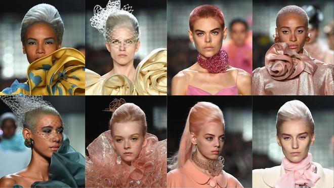 Новый тренд: цвет волос под цвет одежды