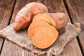 Батат (сладкий картофель): полезные свойства для женского здоровья