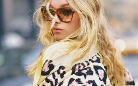 Гардеробная звезд: как правильно носить леопардовый принт?
