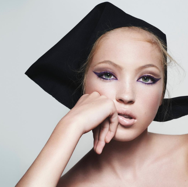 Дочь Кейт Мосс Лила — новое лицо Marc Jacobs