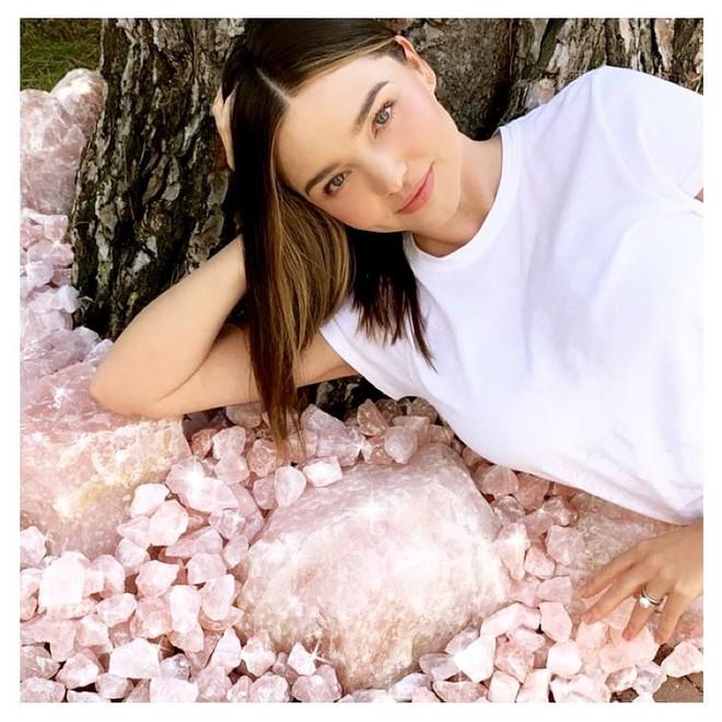 Кристаллы и ароматерапия: секреты красоты Миранды Керр
