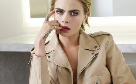Кара Делевинь — новое лицо помады Dior Addict