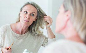 Почему седеют волосы? 6 причин