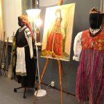 Выставка «Мода, как инструмент трансляции российского культурного кода»