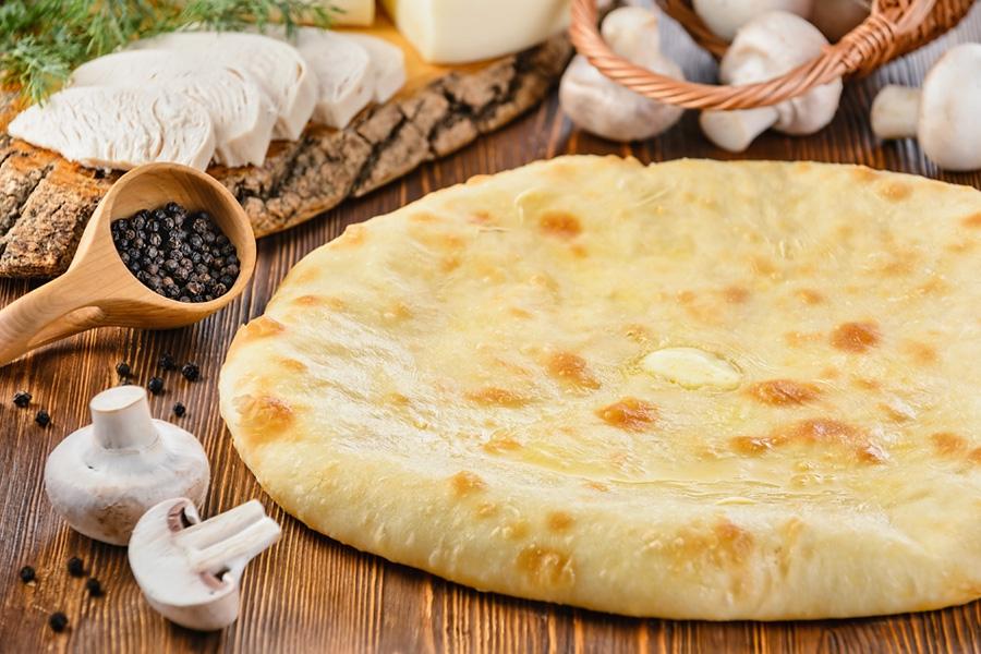 Где заказать вкуснейшие осетинские пироги с курицей в Москве?