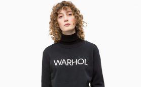 Calvin Klein Jeans выпустил капсульную коллекцию, посвященную Энди Уорхолу