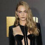 Кара Делевинь стала лицом линии Dior Capture Youth