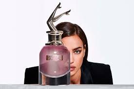 Ирина Шейк презентовала новый аромат Scandal