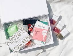 Вторая коробочка Milfey beauty-box