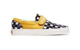 Vans посвятили новую коллекцию кроссовок Дэвиду Боуи