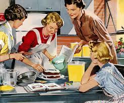 Праздник домохозяйки